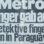 36 Millionen Mark: Die Metro-Diebe und die Zeit in Paraguay