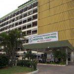 Operationen im Krankenhaus wegen Wassermangel verschoben