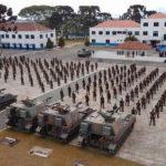 Paraguayisches Militär schafft Panzerhaubitzen an