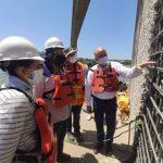 Sanierung der Remanso-Brücke schreitet zügig voran