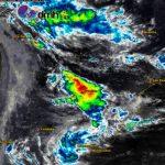 Meteorologen geben Unwetterwarnung heraus