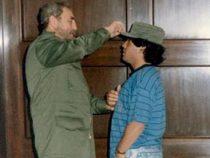 """Diego Maradona: """"Fidel hat dich zu sich geholt"""""""