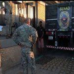 114 kg Kokain im Chaco beschlagnahmt