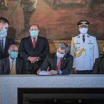Nur fürs Foto: Regierung lanciert neuen Anti-Korruptionsplan