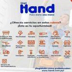 Eine App für Dienstleistungen zu Hause