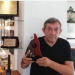 Comicautor Robin Wood ausgezeichnet