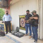 Drogenpärchen im Chaco festgenommen