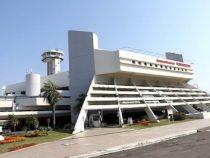 Flughafen ausschließlich für Passagiere zugänglich