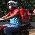 Pandemie führt zu einem Boom im Lieferservice