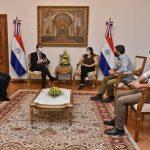 Paraguayische Küche wird zum Thema der Diplomatie