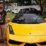 Brasilianischer Ernährungsberater (25) kauft Cuchos Lamborghini