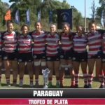 Frauen-Rugby: Paraguay erreicht einen herausragenden zweiten Platz