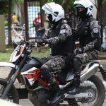 Spezialtruppe der Polizei verstärkt ihre Präsenz