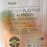 Biologisch abbaubare und kompostierbare Tragetaschen