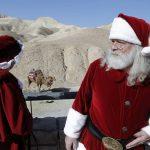 """Der Weihnachtsmann ist """"immun"""" gegen Covid-19"""