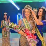 Lady Paraguay gekrönt