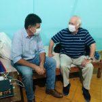 Auf Efraín Alegre warten weiter fünf Monate und zwei Wochen Haft
