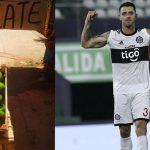 Fußballfan bietet kostenlose Avocados für ein T-Shirt