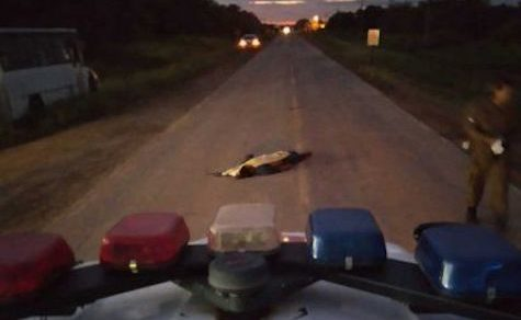 Chaco: 10 Stunden nach tödlichem Unfall versteckt