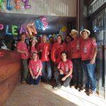 10-jähriges Firmenjubiläum von Colonia Repuestos