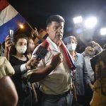 Oppositionsführer in Haft