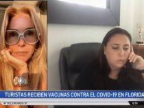 Wann werden die Paraguayer wegen der Impfung nach Miami reisen?