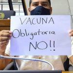 Die Impfung ist keine Pflicht