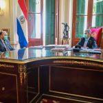 Korea wird Paraguay die größte Spende in seiner Geschichte überweisen