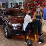 Ein Maserati und jede Menge Zwietracht
