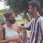 Die brasilianischen Touristen bleiben aus