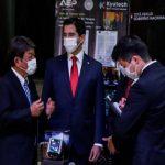 Paraguayischer Satellit kurz vor dem Start ins All