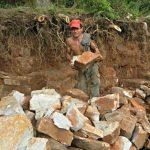 Steinbrüche als blühende Einnahmequelle