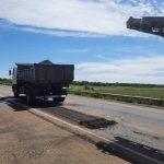 Ausbau des Straßenabschnitts Coronel Oviedo – Caazapá beginnt