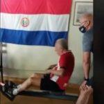 92-Jähriger gewinnt Silbermedaille bei einem Ruderwettbewerb