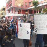 Dem Protest ein Gesicht gegeben