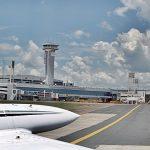 Starker Rückgang bei Flugreisen