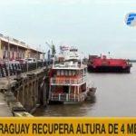 Pegel des Paraguay-Flusses steigt in 5 Tagen um 1,5 Meter