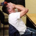 Haft für Polizist bestätigt der Abgeordneten ins Gesicht schoss