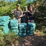 Über eine Tonne Kokain im Chaco beschlagnahmt
