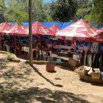 Ein Fest für Verkäufer und Besucher