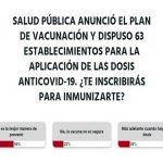 Mehr als die Hälfte der Bürger will sich impfen lassen