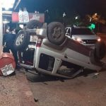 Schwerer Unfall in Mbocayaty