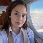 Der Himmel kennt keine Grenzen: Mit 23 Jahren Pilotin