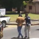 Polizist mit Drogendealer auf der Flucht verhaftet