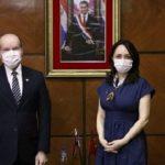 Türkische Botschafterin lädt Paraguay zur Rüstungsmesse ein