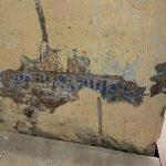 Alte Wandmalereien im Präsidentenpalast entdeckt