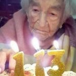 Eine 113-jährige Paraguayerin ist der zweitälteste Mensch, der Covid-19 überwindet