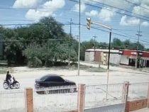 Chaco: Bei Rot über die Ampel