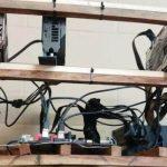 Bitcoin-Miner in Ande Zentrale entdeckt