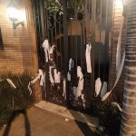 Proteste endeten vor Cartes' Haus